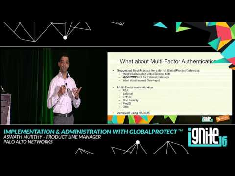 Best Practices: Under the Hood - Implementation and Administration with GlobalProtect (2016)