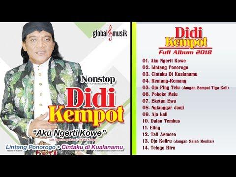 Didi Kempot Full Album 2018 (Nonstop Music)