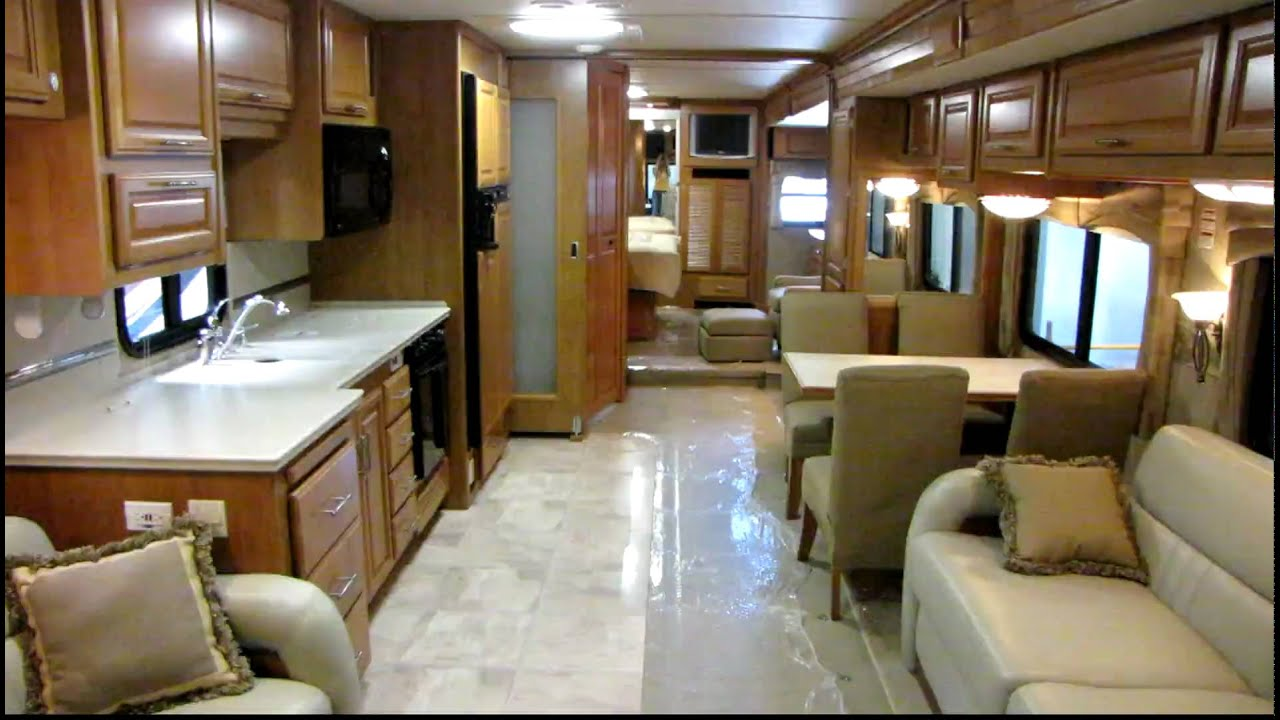 2007 Fleetwood Discovery 39v By Demartini Rv Youtube
