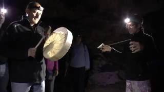 Au coeur de la terre- Grotte de Bange - Rose & Gilles Gandy