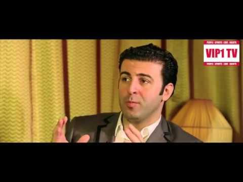 David SERERO on VIP MONACO TV - December 2012