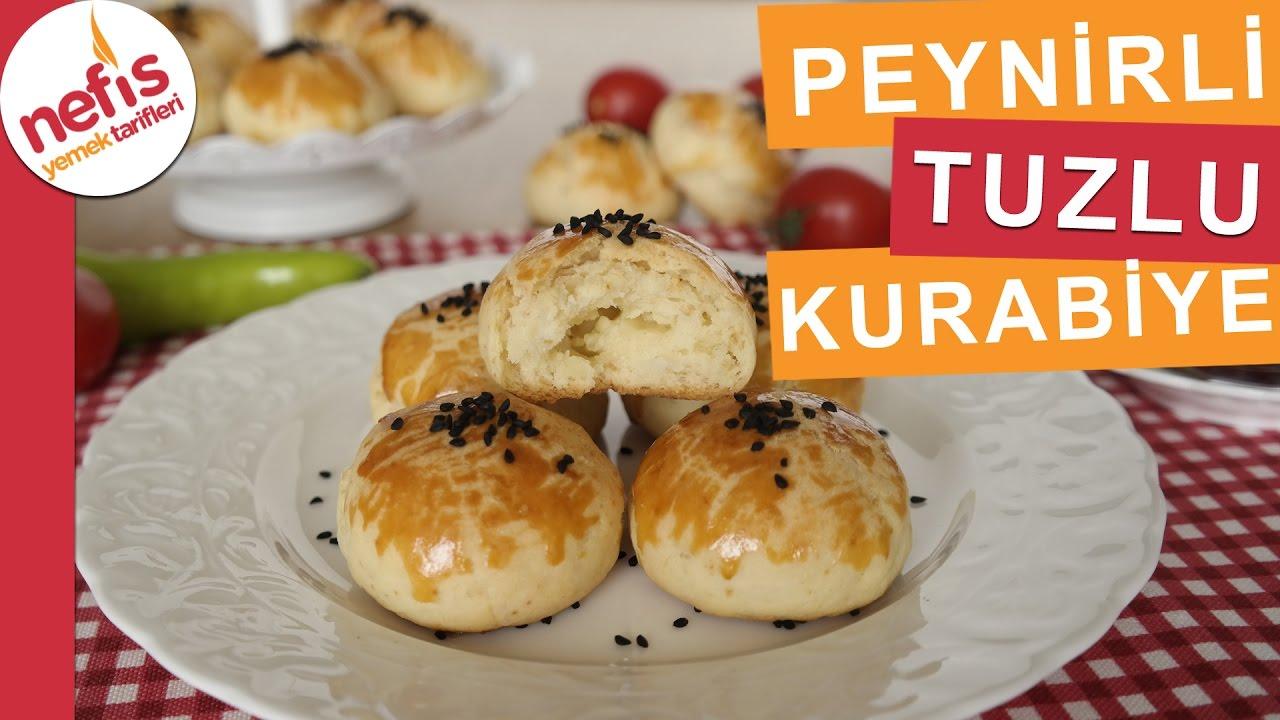 Tuzlu Peynirli Kurabiye Videosu