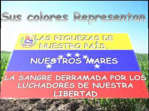 explorando los simbolos patrios de venezuela - YouTube