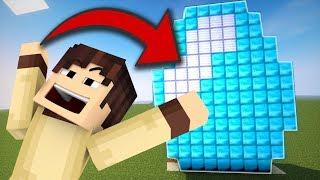 Thử Thách Troll Nhau Bằng Kim Cương Trong Minecraft
