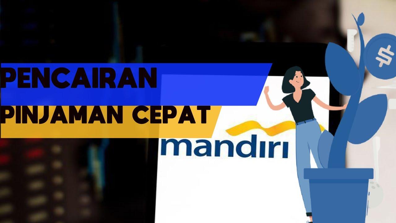 PINJAM UANG DI BANK MANDIRI - YouTube