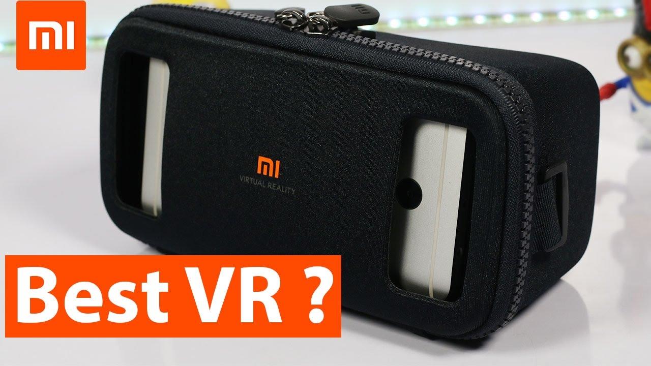 Xiaomi Mi VR headset Unboxing & Review Best VR Handset?