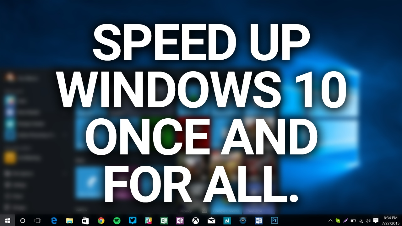 How to Tweak Windows 10 for Gaming and Productivity