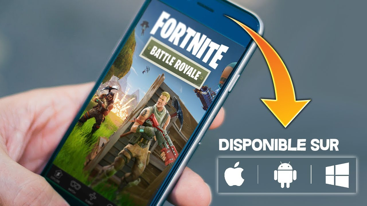 fortnite battle royale mobile android