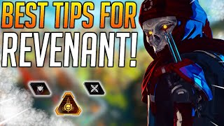 The Best Guide for Revenant | New Legend Tips | Apex Legends!