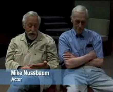 John Mahoney and Mike Nussbaum on