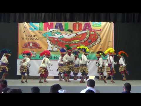 Grupo de Danza Folklorica Cachanilla Cetis 18 ENAC2017