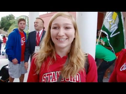 Stanford Welcomes the Class of 2014