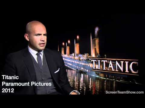 Billy Zane HD Interview - Titanic 3D