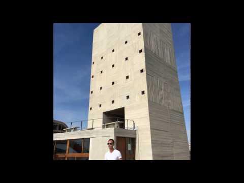 Le Corbusier , la Cité Radieuse / l'Unité Habitation - Rooftop / BONUS TRACK