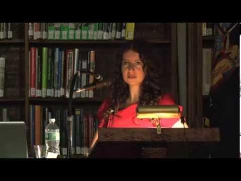 Inbal Weinberg  Labor, Literature and Landmark Lecture Series