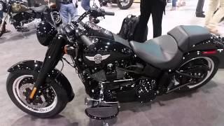 Nouveau Harley-davidson  Fat Boy s 2016 110ci
