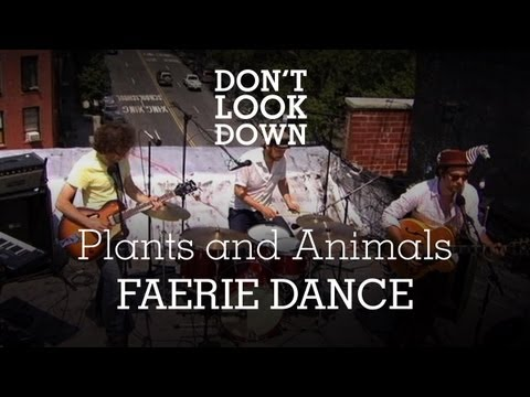 Plants And Animals - Faerie Dance - Don't Look Down