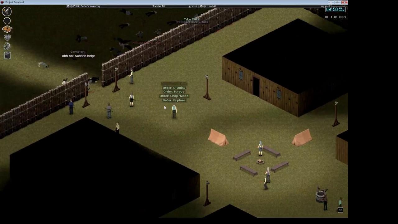 Скачать моды project zomboid build 26