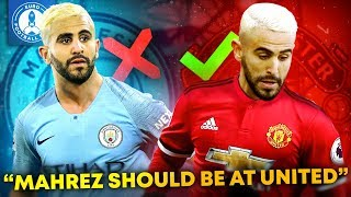 """""""Riyad Mahrez Should Have Signed For Manchester United""""  