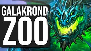 Faceless Corruptor is INSANE! - Galakrond Zoo | Standard | Hearthstone
