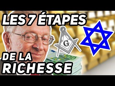 LES 7 VRAIES ÉTAPES DE LA RICHESSE (feat Tugan Baranovsky)