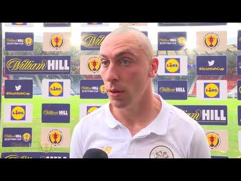 REACTION  Scott Brown  Celtic 40 Rangers