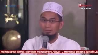 Ramadhan bersama Al Qur'an & Sunnah - Ust  Adi Hidayat, Lc  MA