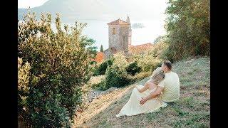 Свадьба Андрея и Виктории в Черногории