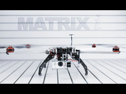 Matrix-i from Turbo Ace – Twice the flight time of DJI Inspire 1 and Align M480 & M690