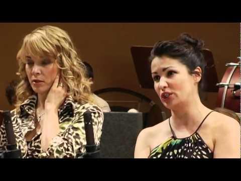 Barcarolle - Anna Netrebko & Elina Garanca - Offenbach Barcarola