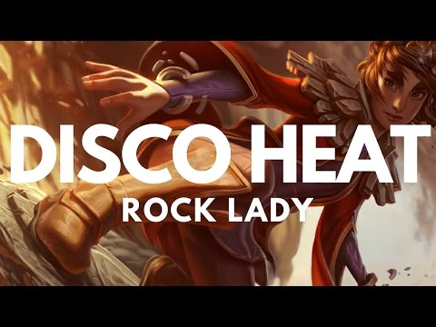 DISCO HEAT - ROCK LADY ✈UNITED AIRLINES✈ KICKED ME OUT 👟 AFTER WATCHING THIS VIDEO 🎥