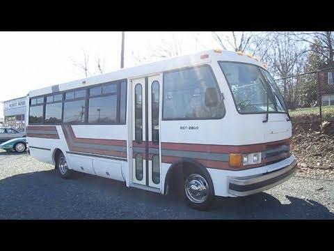 1989 Eldorado MST-2800 Bus Start Up, Exhaust, And In Depth Tour
