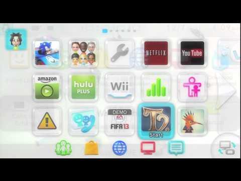 Wii U - How To Add Friends