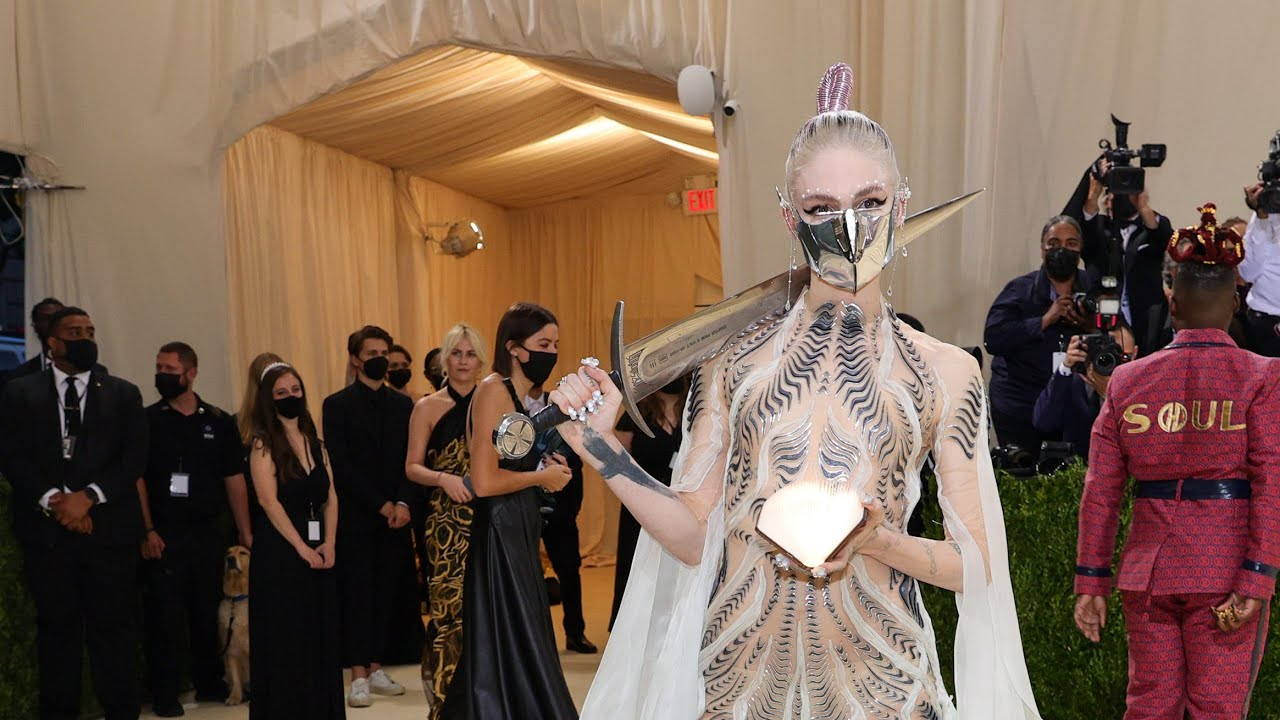 Met Gala's most outrageous looks: Kim K sparks 'Harry Potter ...