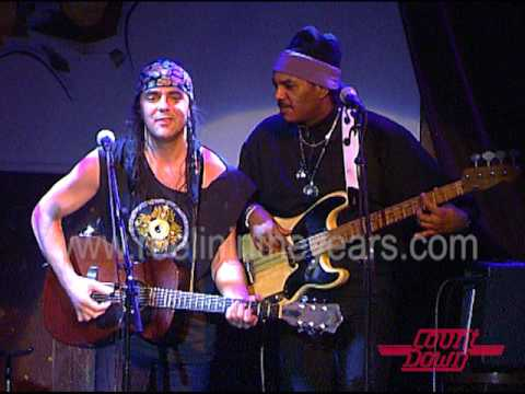 Daniel Lanois- 4-song set (From Wynona) on Countdown 1993