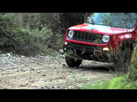 2016 Jeep Renegade review from Family Wheels