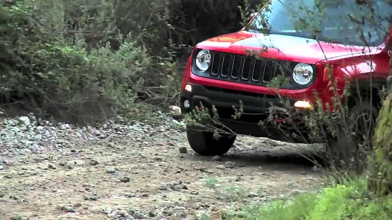 Family Car Review 2016 Jeep Renegade Parentscanada