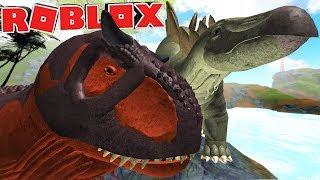 Jurassic Park (Roblox) - The Isle no ROBLOX, Survival e Sandbox! - (#11) (Gameplay PT-BR)