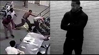 Blood Inmate From Rikers Island Prison EXPOSED Gq Casanova Getting Beat Up In Jail..DA PRODUCT DVD
