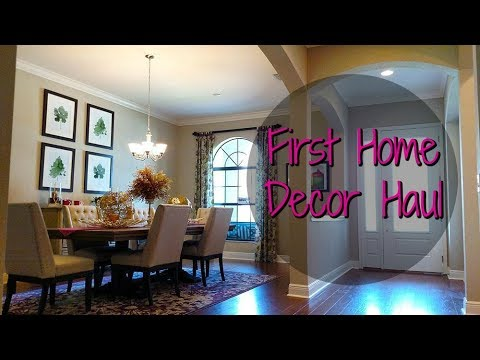 Download Youtube: First Home Decor Haul | We're Building A House!!!