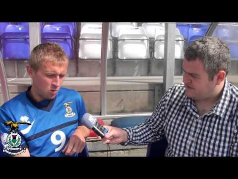 Inverness CT - Richie Foran Pre-match v Motherwell, 16/08/2013
