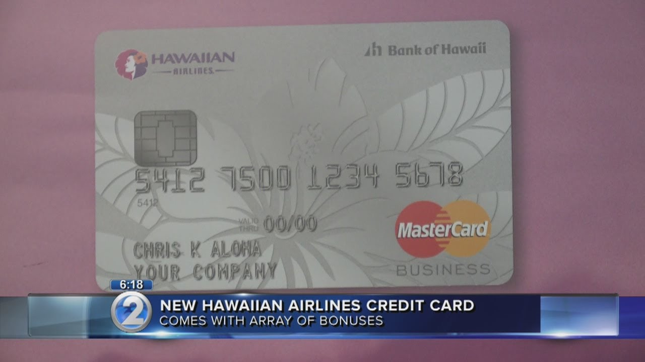 Hawaiian airlines launches new credit card current accounts hawaiian airlines launches new credit card current accounts affected colourmoves