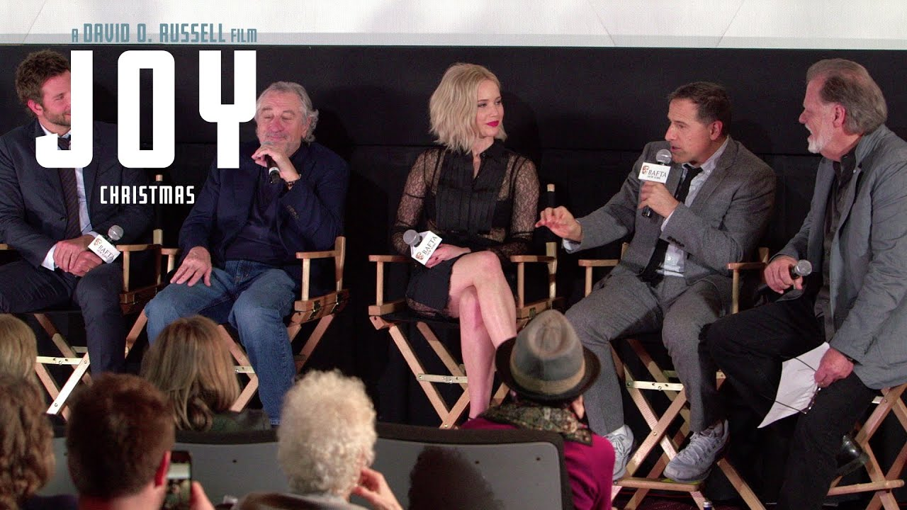 Christmas Joy Cast.Joy Bafta Cast And Crew Q A Hd 20th Century Fox