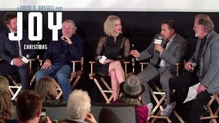 JOY | BAFTA Cast and Crew Q&A [HD] | 20th Century FOX