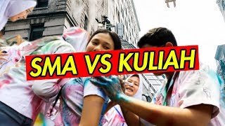 PERBEDAAN DUNIA SMA & KULIAH - WAJIB NONTON YANG MAU KULIAH (2019)
