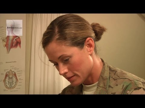 U.S. Army Physical Therapist