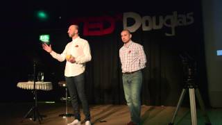 Deciding to fail | Phil Kelly & Phil Quirk | TEDxDouglas