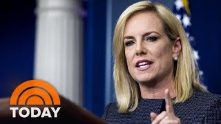 Protesters Heckle Homeland Security Chief As She Dines At Mexican Restaurant | TODAY