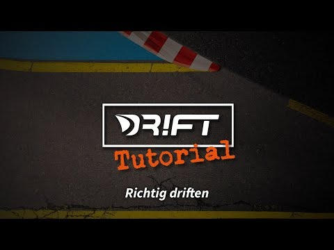 DR!FT Tutorial - Kontrolliere Deinen Racer perfekt!