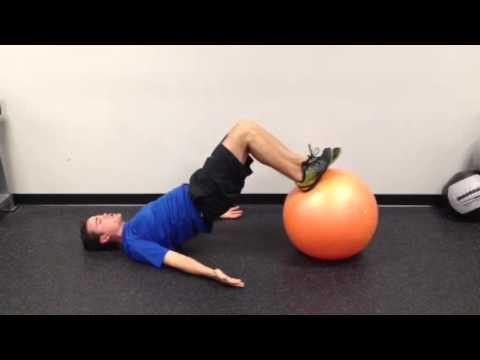 Shelc (supine Hip Extension Leg Curl)